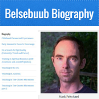 Belsebuub Biography Website