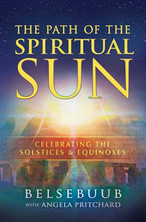 The Path of the Spiritual Sun by Belsebuub with Angela Pritchard