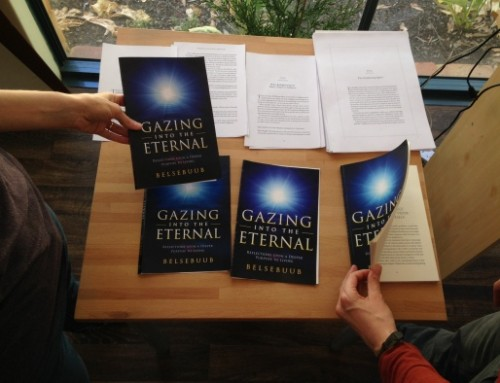 Update on Paperback Release of Gazing into the Eternal by Belsebuub