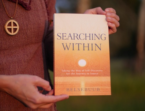 Searching Within by Belsebuub Out Now in Paperback