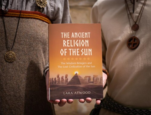 The Ancient Religion of the Sun by Lara Atwood Out Now in Paperback